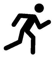 sberbank, běžec