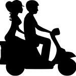 sberbank, motorkáři